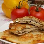 Мясные лепёшки – кулинарный рецепт