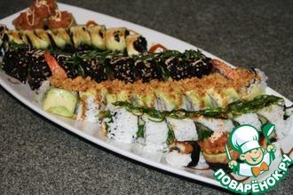 Рецепт: Суши