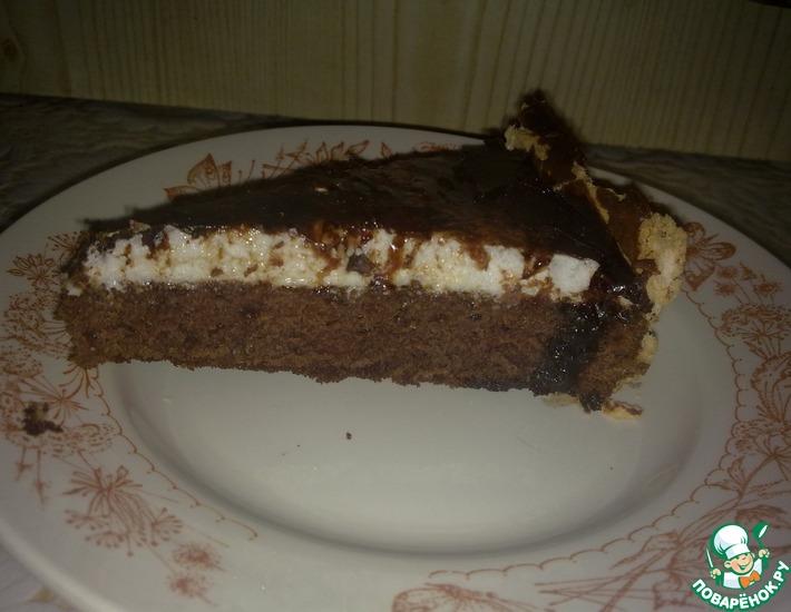 Рецепты торт улыбка негра
