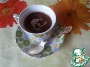 """Горячий шоколад """"Воскресный"""" – кулинарный рецепт"""