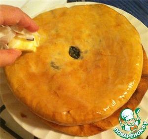 Пирог со свекольной ботвой рецепт с фото - 1000.menu