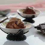 Шоколадное мороженое Семифредо