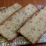 Хлеб из цельнозерновой муки Зеленая долина