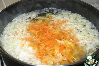 Рецепт: Орловский капустняк