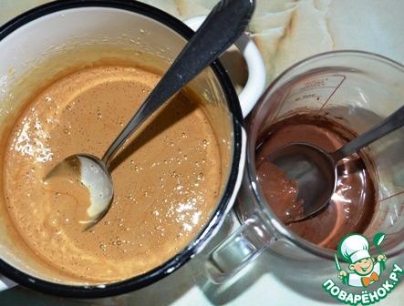"""Кофейно-шоколадное мороженое """"Реверанс"""""""