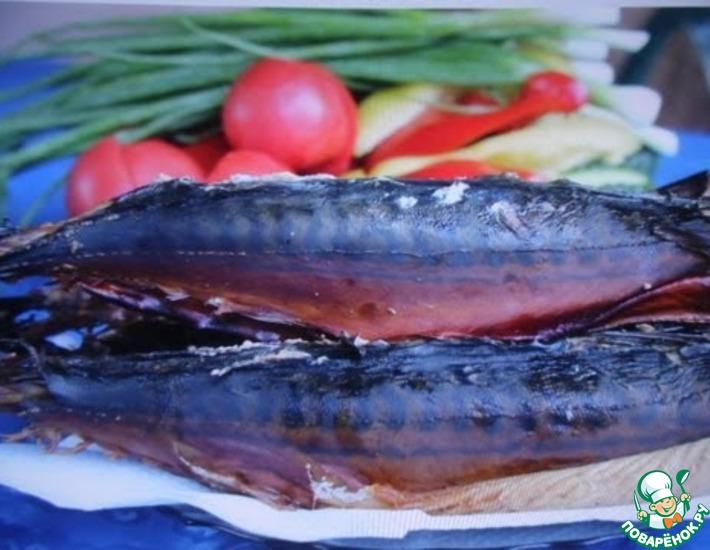 Рыба горячего копчения в пароварке – кулинарный рецепт