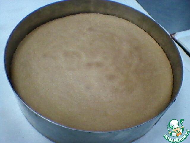 """Торт маково-творожный """"Малинка"""""""