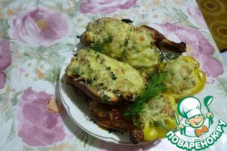Рецепт: Курица Сочинская