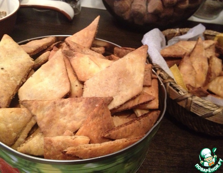 Рецепт: Армянское печенье