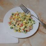 Мой любимый Крабовый салатик