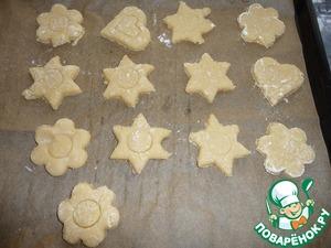 Печенье с миндалем – кулинарный рецепт