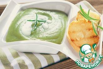 Рецепт: Суп-крем Вишисуаз