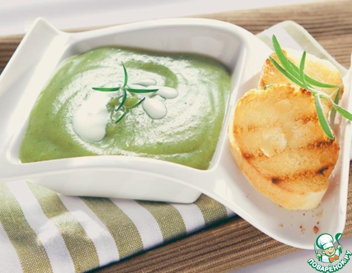 """Суп-крем """"Вишисуаз"""" – кулинарный рецепт"""
