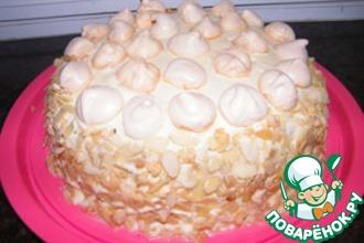 Рецепт: Торт на зависть