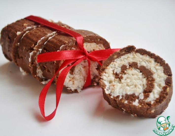 Рецепт: Печенье Шушпанчики