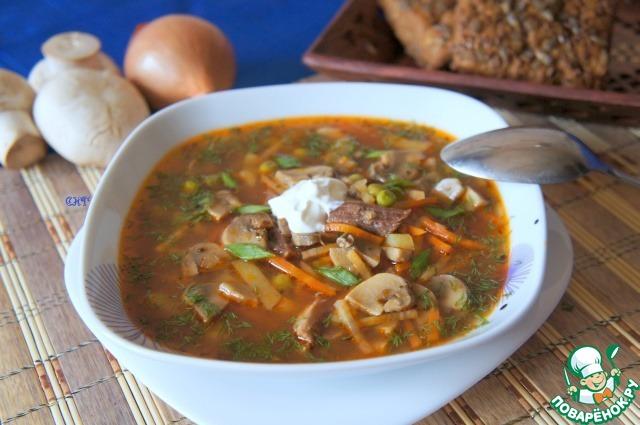 Супы - лучшие 10 рецептов холодный суп на кефире борщ на кефире ахобланко гаспачо свекольник суп-пюре французский сырный суп-пюре чесночный крем-суп диетический суп-пюре диетическая окрошка.