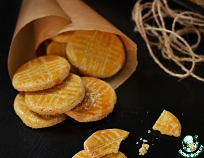 Рецепт: Печенье Нантские галеты