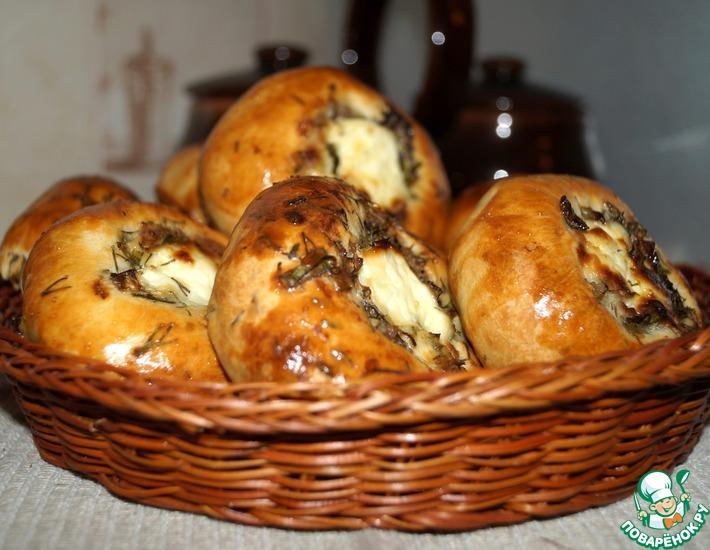 Рецепт: Кныши белорусские смачные