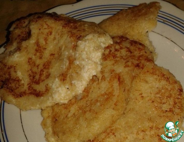 Рецепт: Сырники геркулесовые