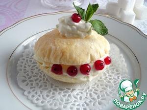 Пироги с ягодами