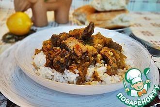 Рецепт: Баранина по-ирански