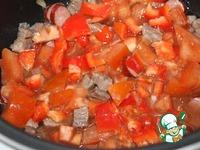 Фасоль по-мексикански с говядиной ингредиенты