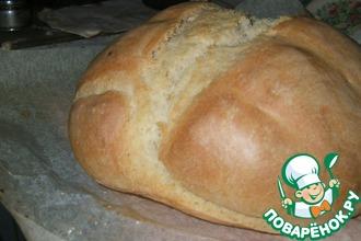 Рецепт: Ситный хлеб на закваске