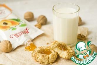 Рецепт: Печенье Thimble cookies
