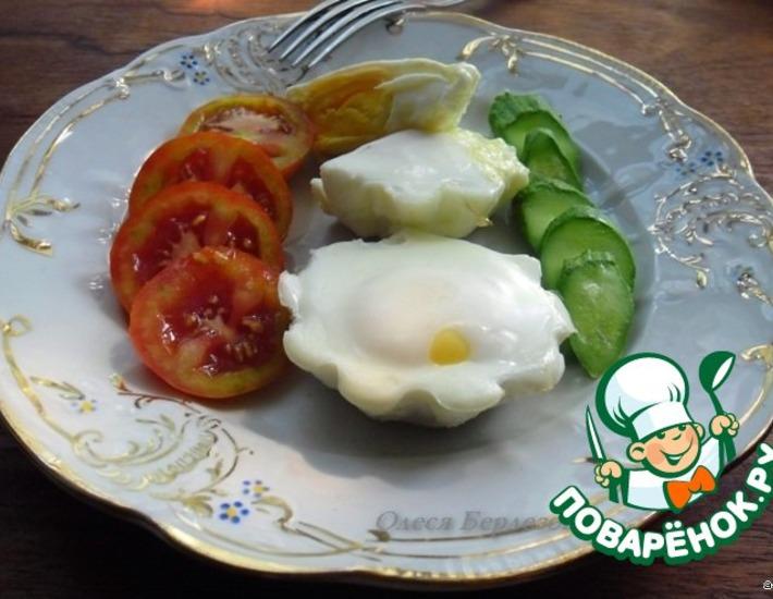 Рецепт: Яйца а-ля Кокот