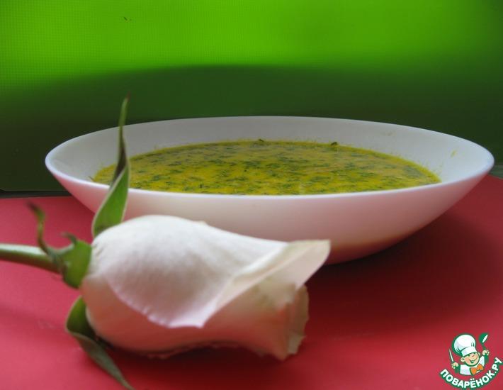 Рецепт: Суп из сырка
