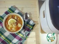 Австрийский суп-гуляш ингредиенты