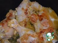 Цыплёнок в горчичном соусе в мультиварке ингредиенты