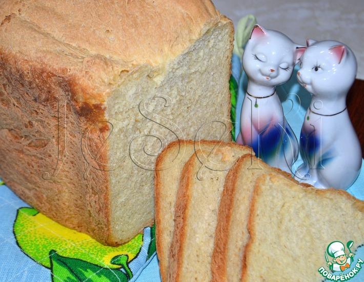 Рецепт: Хлеб пшенично-кукурузный с ржаночкой