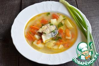 Рецепт: Суп со скумбрией