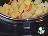Суп со скумбрией ингредиенты