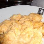 Куриные рулетики с креветками и тыквенным соусом