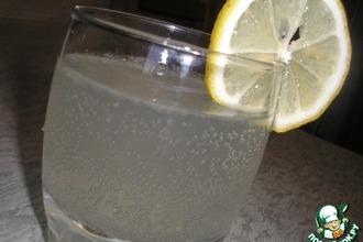 Рецепт: Домашний лимонад