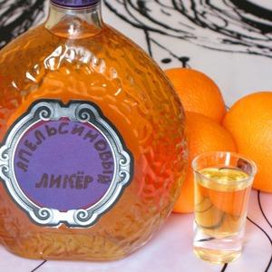 Фото: Апельсиновый ликёр