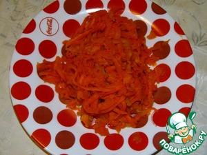 Салат с малосольной красной рыбой – кулинарный рецепт