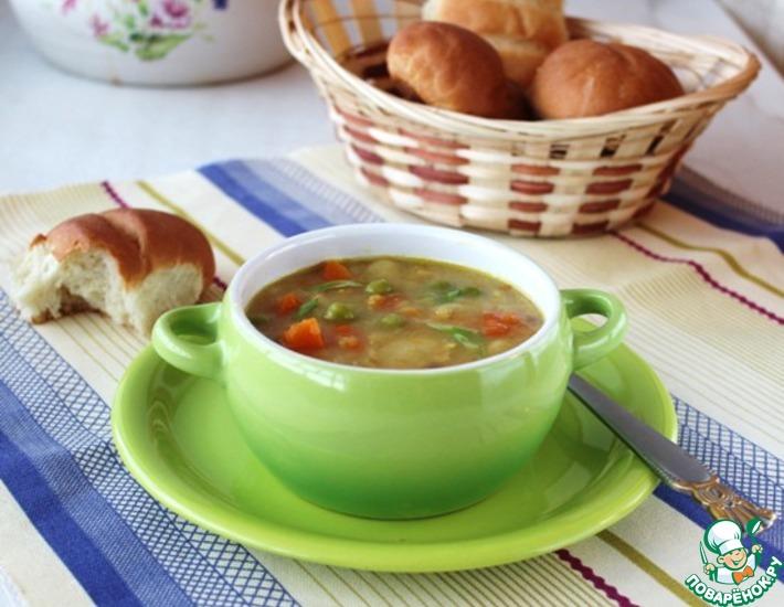 Рецепт: Суп Лима