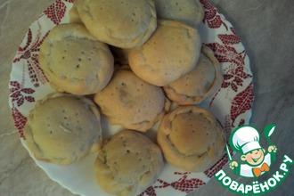 Рецепт: Пирожки с солеными огурцами
