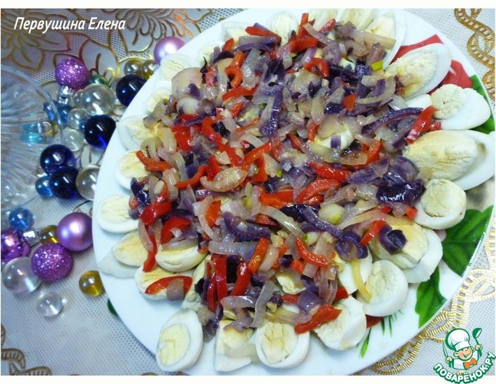 Рецепт: Тайский салат