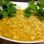 Гороховый суп от Марты Стюарт