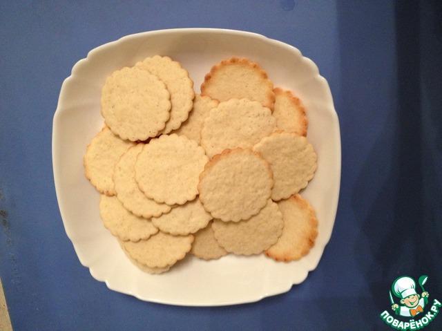 рецепт торта из печенья мария