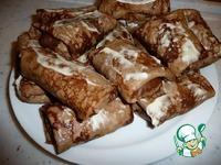 Блинчики из куриной печени ингредиенты