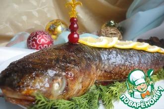 Рецепт: Царевна-пеленгас рождественская