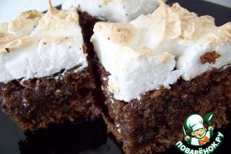 Рецепт: Пирожное «Соната»