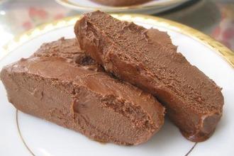 Рецепт: Шоколадное масло