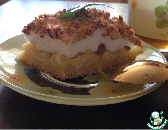 Рецепт: Пирожное Софи