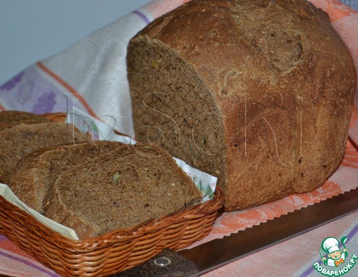 Рецепт: Хлеб Римский